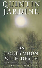 On Honeymoon with Death by Quintin Jardine Small SC 20% Bulk Book Discount