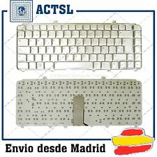 Keyboard Spanish for DELL Inspiron 1420 SILVER-PLATA