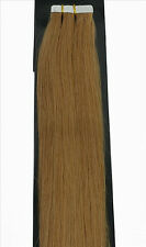 100% Human Hair Extensions Remy AA 45-70g Seamless Tape In Hair 12-24Inch 20Pcs