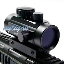 Hot Sale 1X40 Red Green dot Scope Sight Fit 11mm/20mm picatinny/Weaver Mount