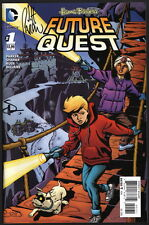 Hanna Barbera Future Quest #1 SIGNED Jeff Parker Evan Doc Shaner Space Ghost +