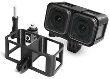 3D Frame Mount + Tripod for GoPro Hero 4 Session Accessories Adapter- USA Seller