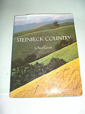 Steinbeck Country book of photos by Steve Crouch Monterey California Area