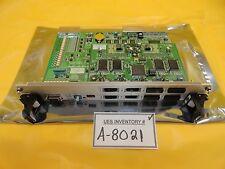 TEL Tokyo Electron E208-000021-11 Ghost Port PCB Card E2B401/UMC Lithius Used
