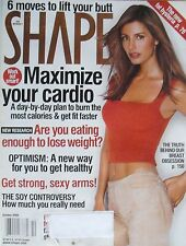 ELSA BENITEZ October 2000 SHAPE Magazine