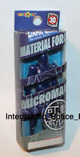 Takara Japan Microman Material Force Male Dark Blue Poseable Body Figure Boxed