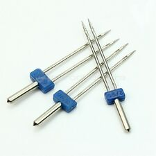 High Quality 3x Durable Double Twin Needles Pins Sewing Machine Accessories New