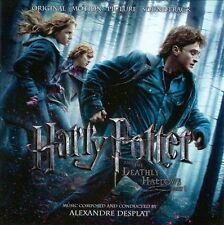 Harry Potter and the Deathly Hallows, Part 1 Soundtrack CD