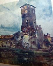 Catalogo Arte Pittura - Mostra Personale Onorato Carlandi, Fratelli Palombi Roma