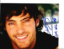 MONEY FROM STRANGERS JEFF DYE SIGNED CLOSE UP 8X10