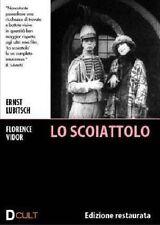 Dvd **LO SCOIATTOLO** Edizione Restaurata di Ernst Lubitsch con Pola Negri 1921