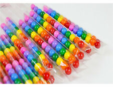 """50 Clear CELLOPHANE BAGS 1x7"""" Candy Treat Sweet Cello Sleeve Party Goodie m&m"""