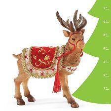 4049278 Possible Dreams Clothtique Santa Accessory Santa's Reindeer NIB