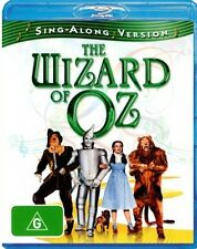 The Wizard Of OZ Sing Along Edition : NEW Blu-Ray