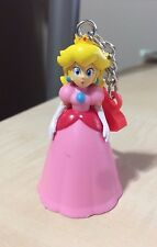 Super Mario Backpack Buddies Princess Peach Blind Bag Keychain Hanger - New