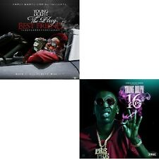YOUNG DOLPH (2-CD) - '16 ZIPS & THE PLUG BEST FRIEND' - (OFFICIAL MIX CD) HOT!!!