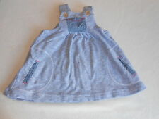 Baby Girls Clothes 0-3 Months - Pretty Next Blue Dress - We Combine Postage