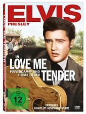 Elvis Presley - Love me tender - Pulverdampf und heiße Lieder (DVD)