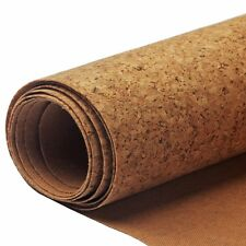 30x130cm Cork Roll Fabric Cloth Surfaced Upholstery Lining For Craft & Home