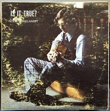 STEVE ENGELHARDT is it true LP VG Private XIan Psych Rock Orchid Of Memphis