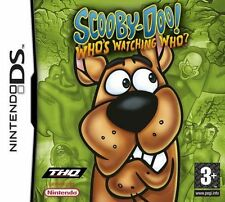 Scooby-Doo Who's Watching Who for Nintendo DS / DSi, 2006 Game Cart - Zoinks