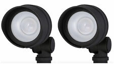 LED Low Voltage Outdoor Landscape Garden Flood Light Lighting 2 Pack Lights Kit