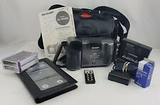 Sharp VL-H520U Hi8 Video8 8mm Video camcorder Tape Player Playback DVD Transfer