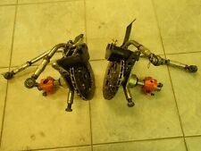 race go kart andreson superkart kelgate front brake system caliper set shifter