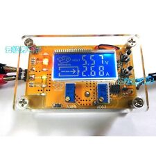 5A CC/CV Display Step Down charge Module LED Panel 12v 5v Voltmeter Amperemeter