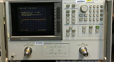 Agilent / HP 8720B  Network Analyzer 130 MHz to 20 GHz W 001,003,010