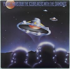 The Icebreakers With The Diamonds - Planet Mars Dub LP  Caroline Records