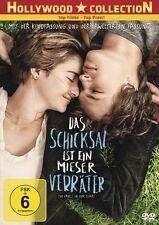 DVD ° Das Schicksal ist ein mieser Verräter ° NEU & OVP