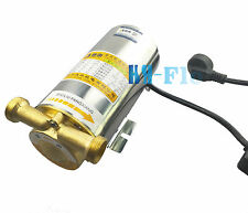 New 150W Automatic Household Stainless steel Booster Pump 220V Boost Water Pump