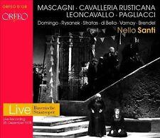 Mascagni/Leoncavallo: Cavalleria Rusticana, Pagliacci, New Music