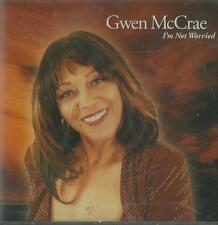 Gwen McCrae - I'm Not Worried (CD 2004) NEW/SEALED