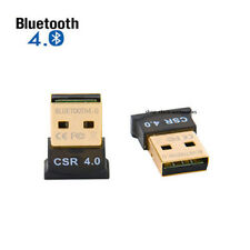 1PCS Mini USB Bluetooth V4.0 3Mbps 20M Dongle Dual Mode Wireless Adapter For PC