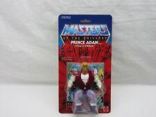 MOTU,Commemorative PRINCE ADAM,MOC,sealed,He Man,figure,Masters of the Universe