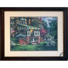 "ANATOLY METLAN S/N SERIGRAPH ON PAPER  ""GREEN HOUSE"""