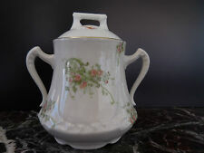 sucrier porcelaine XIXème renaissance art nouveau CERAMIC by PN