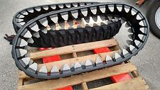 NEW Toro Dingo over the tire replacement tracks for utility loaders, skid steers