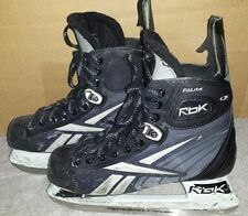 Used Reebok FitLite 3K Hockey Skates Proformance Blades Sz 5 (shoes 6.5)