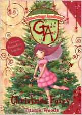 Christmas Fairy (Glitterwings Academy), New, Titania Woods Book