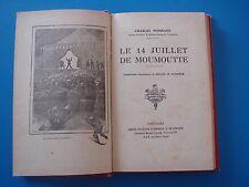 CHARLES NORMAND - LE 14 JUILLET DE MOUMOUTTE - ILLUSTRATIONS BROSSE LE VAIGNEUR