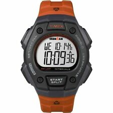 Timex TW5K86200, Men's Ironman Triathlon 50-Lap Resin Watch, Alarm, TW5K862009J