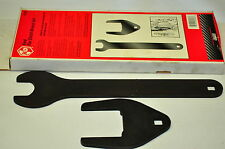 "KD tools 3136 Ford Fan Clutch wrench Set 2-9/32"" , 1-13/32 "" 1/2""Dr  Made in USA"