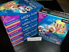 CyberLink Media Suite 13 Ultra New Sealed