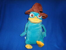 Perry Platypus Plush Exclusive Disney Store 15""