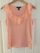 Ralph Lauren Women's Top Pale Pink Small