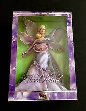 The Orchid BARBIE Flowers in Fashion Collection Limited Edition 2000 NRFB 50319