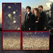 Premade - Double Page - Scrapbook Layouts Harry Potter Hogwarts - 191